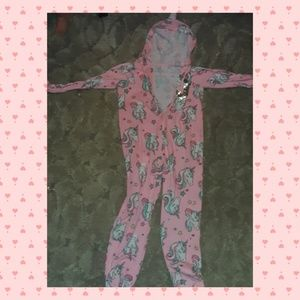 Size 8 Justice pajamas